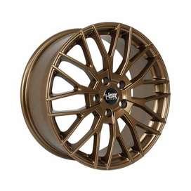 jual velg mobil original hsr wheel ring 18 untuk innova camry crv hrv