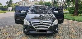 Innova G diesel 2013 a/t Full orisinil cat km 145rb rec toyota