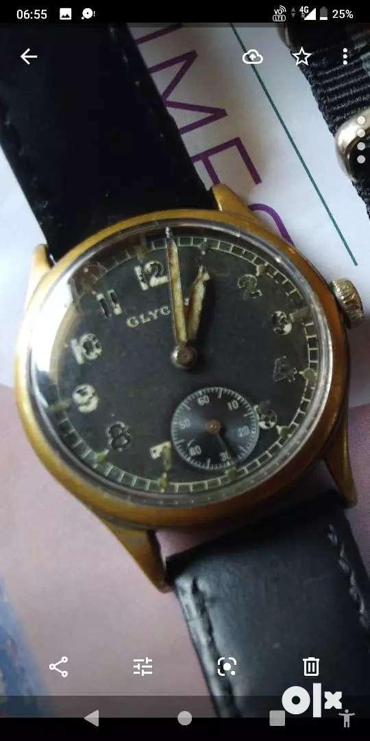 Glycine German military issued DH watch - GWO