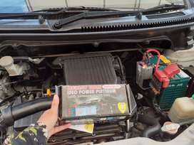 Stabilizer ISEO POWER Penghemat BBM Bikin AKI Mobil lbh AWET