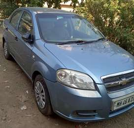 Chevrolet Aveo 2007 Petrol Well Maintained