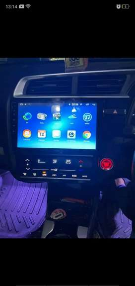 Honda wrv android music system