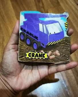 The crane baby book