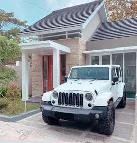 Rumah Mewah Kekinian Jalan Lebar 6 meter dekat Godean Mlati  SCH JCM