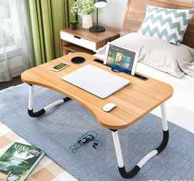 Laptop Bed table , Drawing bed Table with foldable stand