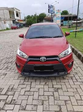 Toyota Yaris TRD Sportivo 2016 type S 1.5 A/T Bebas Banjir
