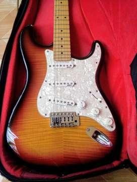 Jual Gitar Hardee Stratocaster HS-200 Original