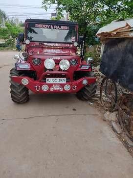 Mahindra Jeep 2016 Diesel 3000 Km Driven