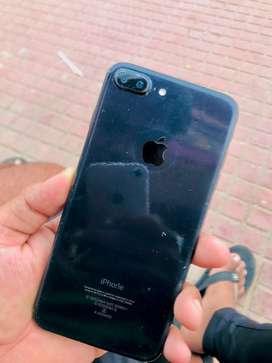 I phone 7 plus mat Black