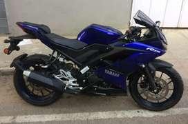 Yamaha R15 V3.0 Blue only 16000 km driven.