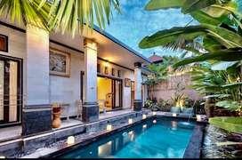 ID:B-142 For rent sewa villa ubud gianyar bali near central ubud