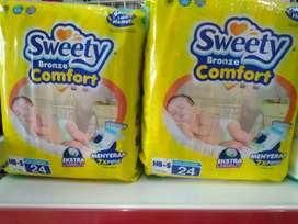 Sweety bronze Comfort NBS24 perekat