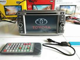 Head unit ori  toyota avanza (UDIN AUDIO)
