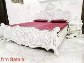Antique Maharaja bed