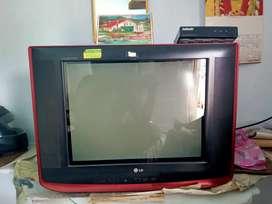LG 21inches flatron tv