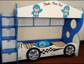 Bunk bed kids new design