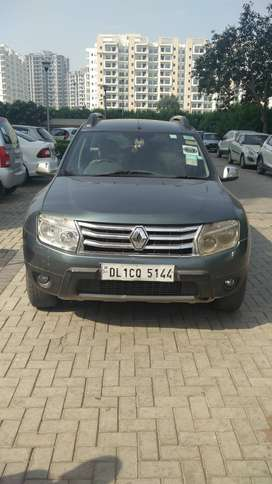 Renault Duster Single Owned RXZ 110 PS