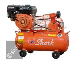Shark Air Compressor 1/4HP + Gasoline Engine JZU-5114