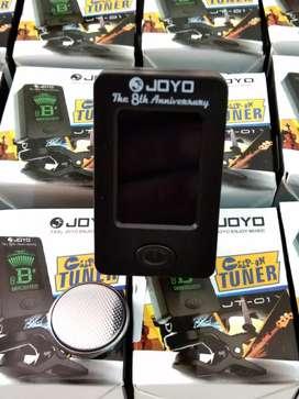 Joyo JT01 Chromatic Clip Tuner BARU