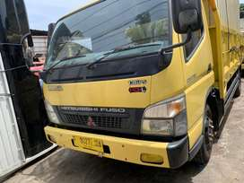 Mitubishi Colt Diesel Canter Fe 84 HDL Truck Bak 2012 Bandung