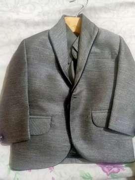 Coat pant set 6month old boy