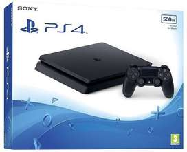 Sony Playstation4 500Gb Brand New Box Pack.