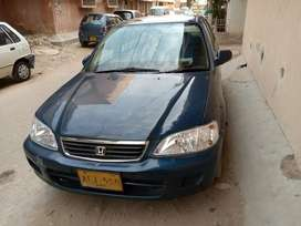 Honda City EXI 2002 for Sale