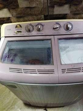 Godrej 7kg Semi washing Machine