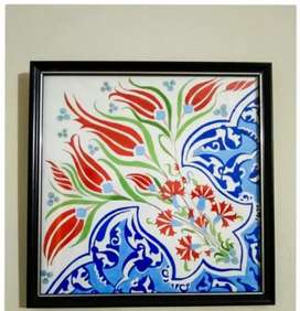 Attractive designed painting