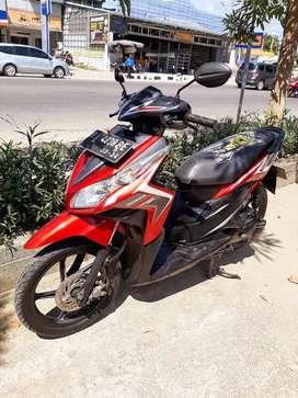 Honda Vario Techno 110 Bagus 2011 Ba Pjk Hidup lgkp