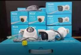 Pilihan Terbaik! Paket Ekonomis Camera CCTV HiLook cimanggis depok