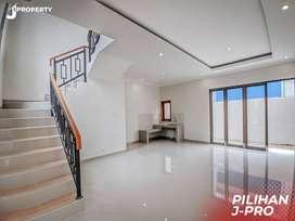 Rumah Premium Modern Dengan Sentuhan Etnik Di Tengah Kota