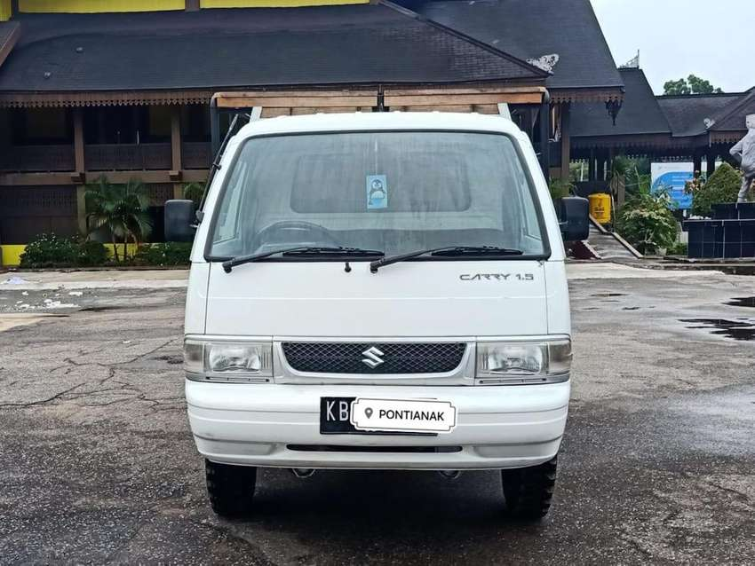SUZUKI CARRY PICK UP FUTURA TH 2011 KB PUTIH ANGKUTAN SIAP PAKAI