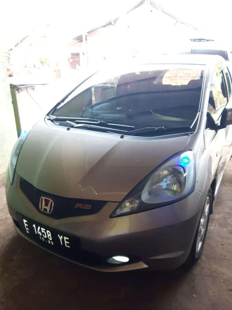 Honda Jazz S 2008 Good Looking 0