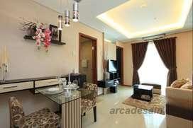 Disewakan Apartemen Thamrin Residence 1 bedroom cozy design furniture