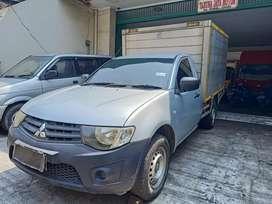 Mitsubishi Strada Box 2014 TT Microbus