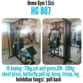 HomeGym Home Gym 1 sisi Alat fitnes Rumah Fitclass