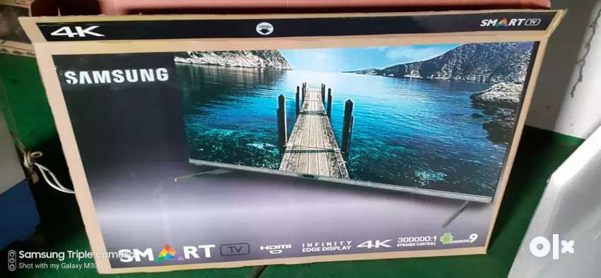 Samsung 32inch UHD 4k ANDROID led tv 0