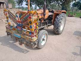 Ghazi Tractor model 2012 for sale cash Ka letter