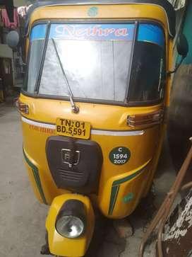 I want to sell my auto rickshaw BajajRe 2s I bought Dec 2017.