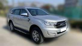 Ford Endeavour 3.2 Titanium Automatic 4x4, 2018, Diesel