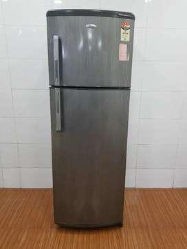 Whirlpool professional 310 literdouble door refrigerator with warranty
