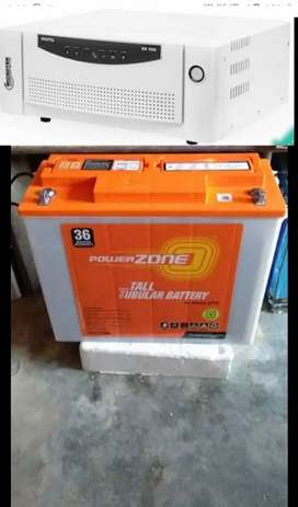 Inverter and battery services