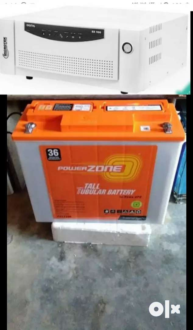 Inverter and battery services 0