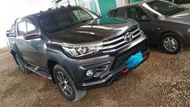 New Toyta Revo available in lahore only 7700000