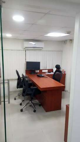 Office for rent in 13000 rs near model colony