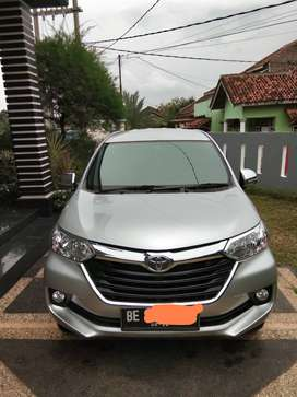 Jual mobil toyota avanza type 1.3G ( SILVER )NEGO