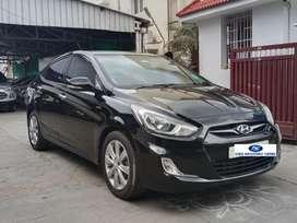Hyundai Verna 2011-2014 SX CRDi AT, 2012, Diesel