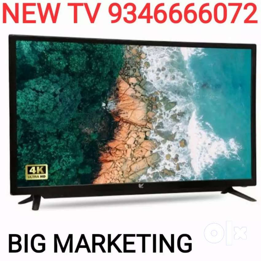 32*INCH SMART ANDROID (4K) LED TV WARRANTY 3YRS IPS PANEL SEAL PACK*