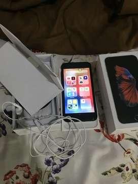 IPhone 6s plus grey 64gb